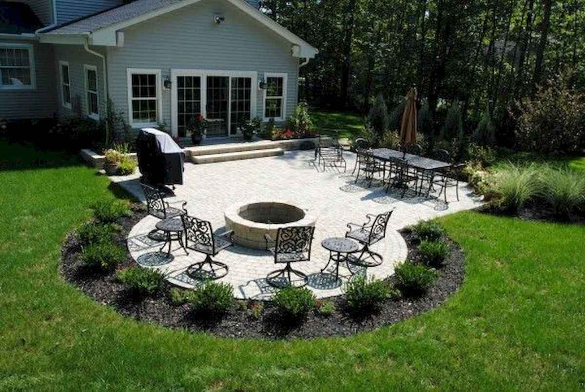 46 amazing backyard patio ideas for summer