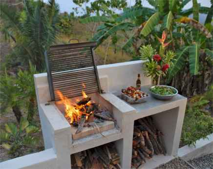 47 fantastic outdoor kitchen design for your summer ideas