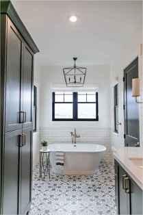 50 beautiful farmhouse bathroom remodel ideas