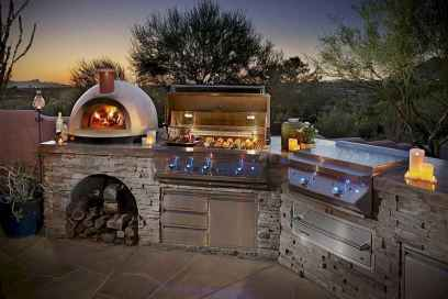 50 fantastic outdoor kitchen design for your summer ideas