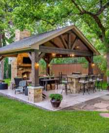 51 fantastic outdoor kitchen design for your summer ideas