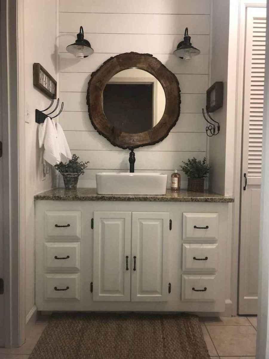 58 beautiful farmhouse bathroom remodel ideas