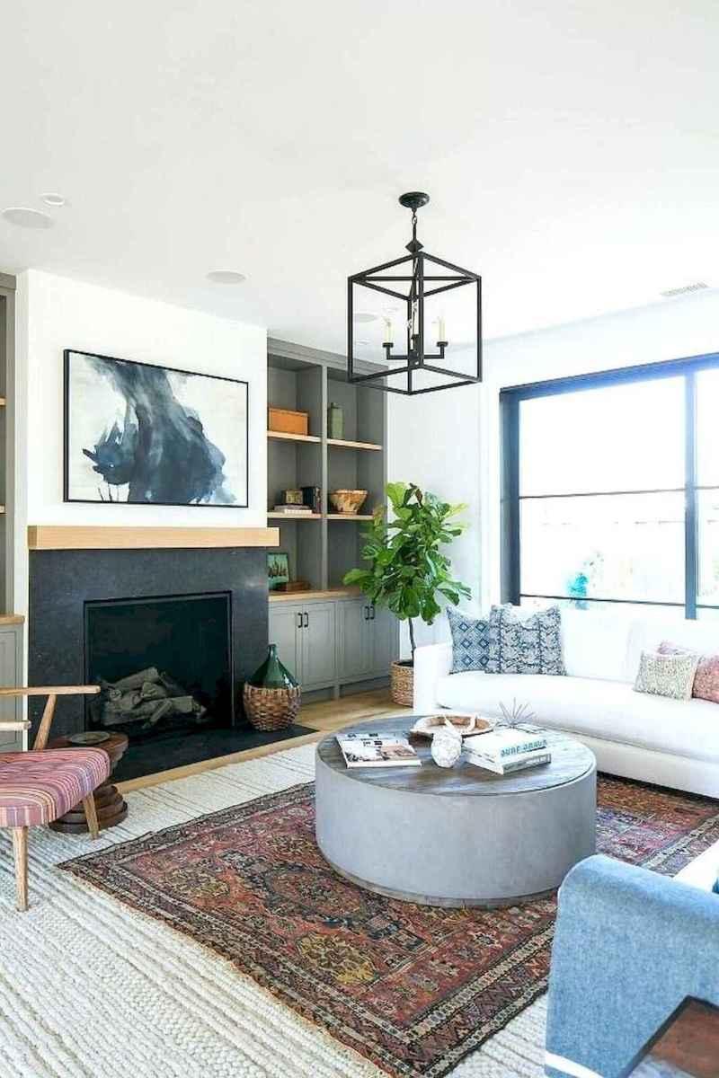 60 cozy farmhouse living room rug decor ideas