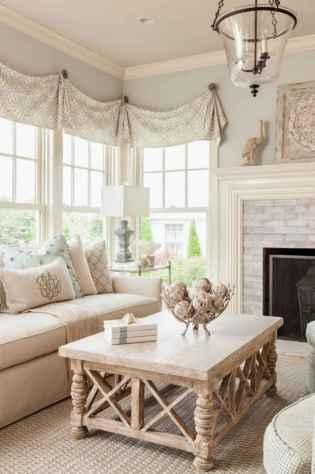 61 best modern farmhouse living room curtains decor ideas