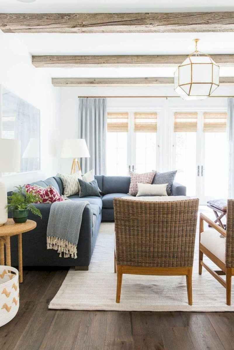 62 best modern farmhouse living room curtains decor ideas