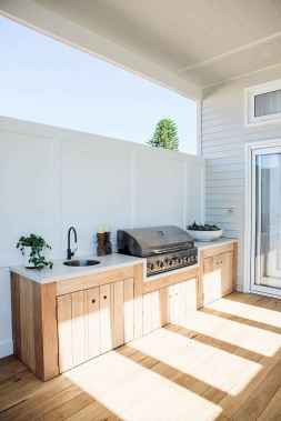64 fantastic outdoor kitchen design for your summer ideas