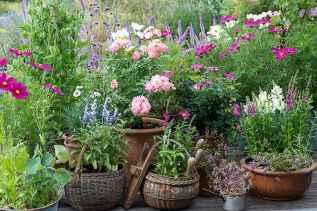 65 stunning front yard cottage garden inspiration ideas