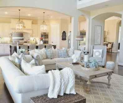 66 best cozy farmhouse living room lighting lamps decor ideas