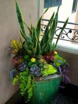 66 fabulous summer container garden flowers ideas