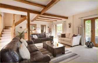 67 cozy farmhouse living room rug decor ideas