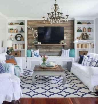 70 cozy farmhouse living room rug decor ideas
