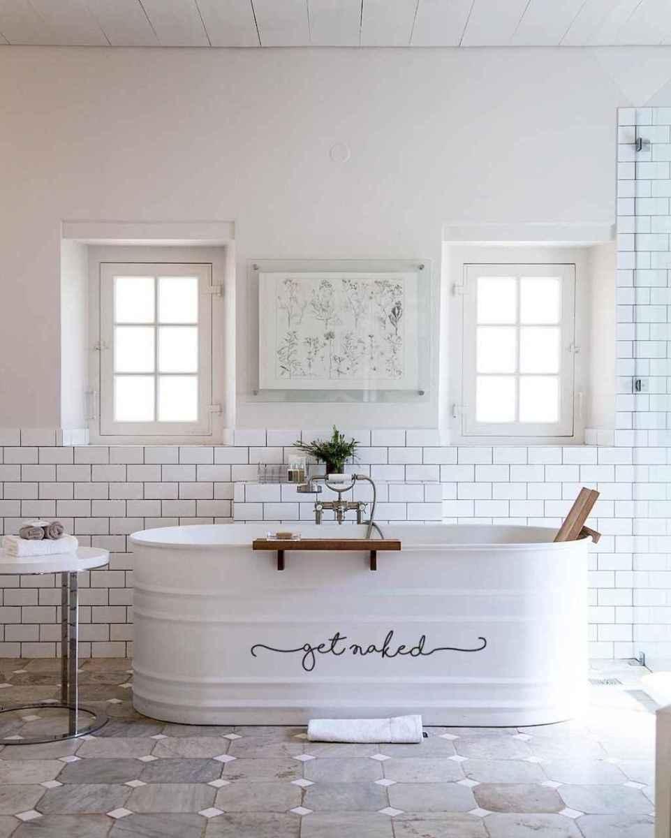 72 beautiful farmhouse bathroom remodel ideas