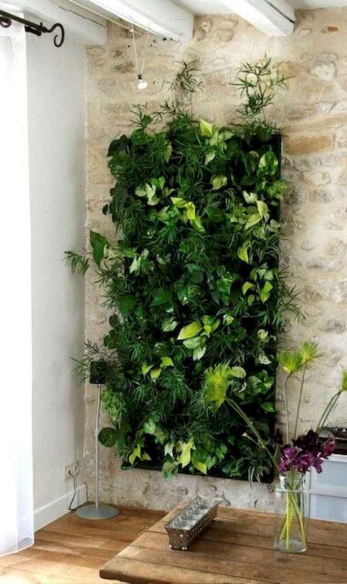 74 fantastic vertical garden indoor decor ideas