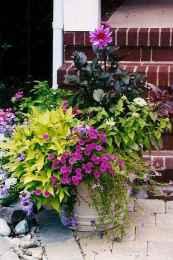 75 fabulous summer container garden flowers ideas