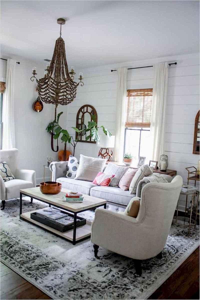 78 cozy farmhouse living room rug decor ideas