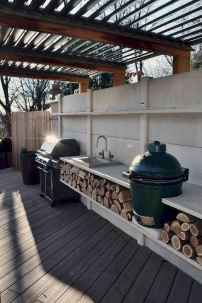 78 fantastic outdoor kitchen design for your summer ideas