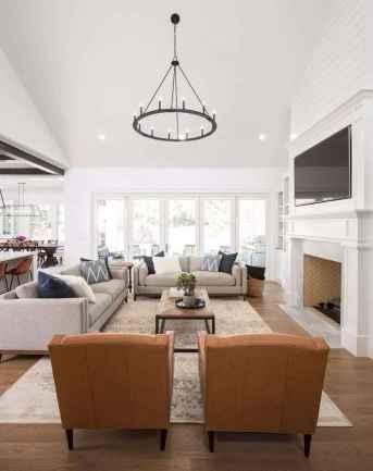 79 best cozy farmhouse living room lighting lamps decor ideas
