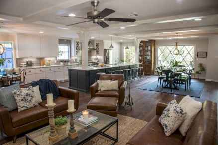 80 best cozy farmhouse living room lighting lamps decor ideas