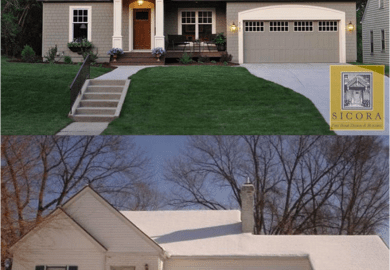A Home Makeover Pictures Before And After