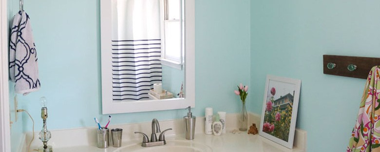 The $200 Master Bathroom Refresh | Homespun by Laura