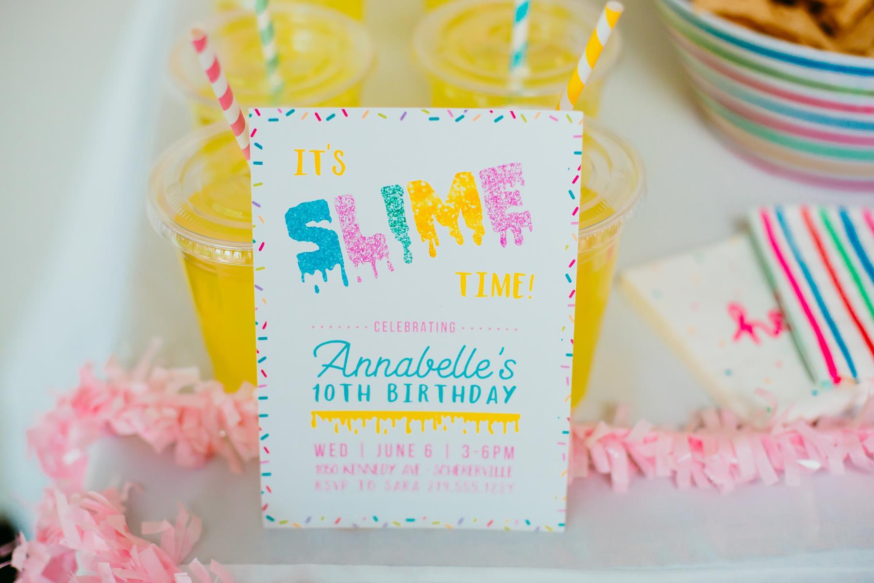 slime invite