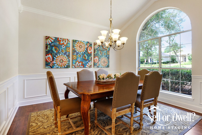 Home Staging Ideas Dining Room