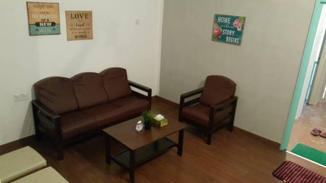 Homestay Melaka INDAH Kembara Apartment Deluxe 2 bilik
