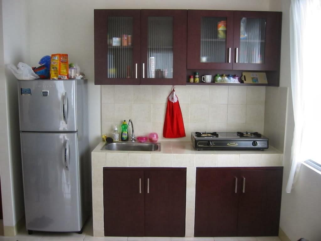 Desain Dapur Minimalis Modern Kecil Tapi Cantik Dapur