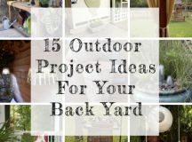 15 Easy DIY Projects To Make Your Backyard Awesome ...