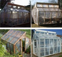 13 Cheap DIY Greenhouse Project Plans