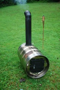16 Ways To Build Your Own Barrel Heaters