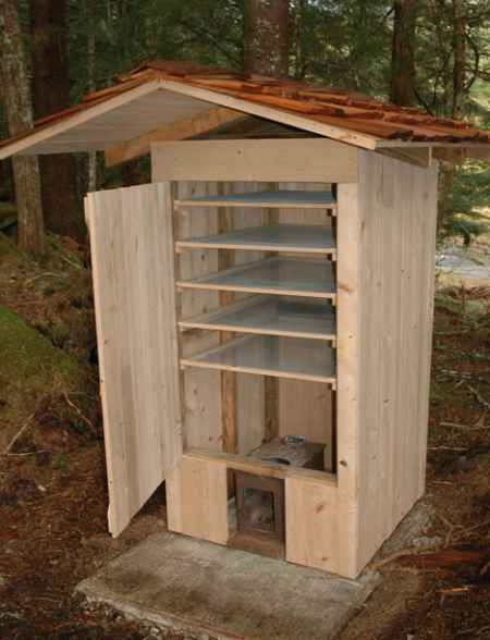 DIY Smokehouse Ideas
