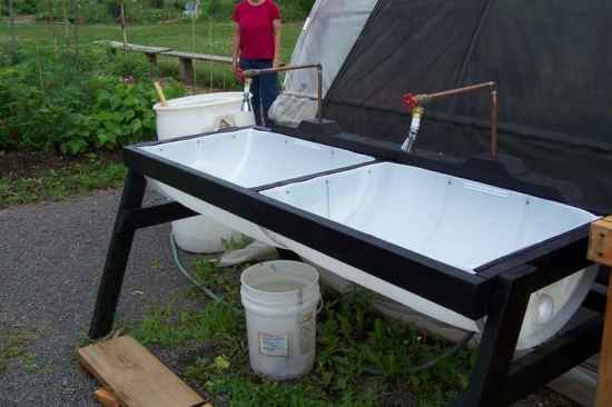 floating chair for lake patch leather 18 genius homestead uses 55 gallon plastic barrels