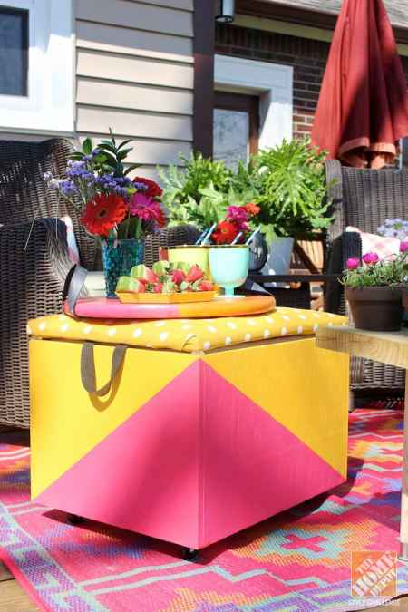 18 DIY Patio Furniture Ideas For An Outdoor Oasis