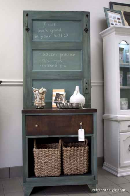 18 Clever Ways To Repurpose Old Doors And Windows