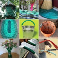 18 Ways To Repurpose Garden Hoses