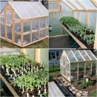 how to build a backyard greenhouse how to build a simple ...