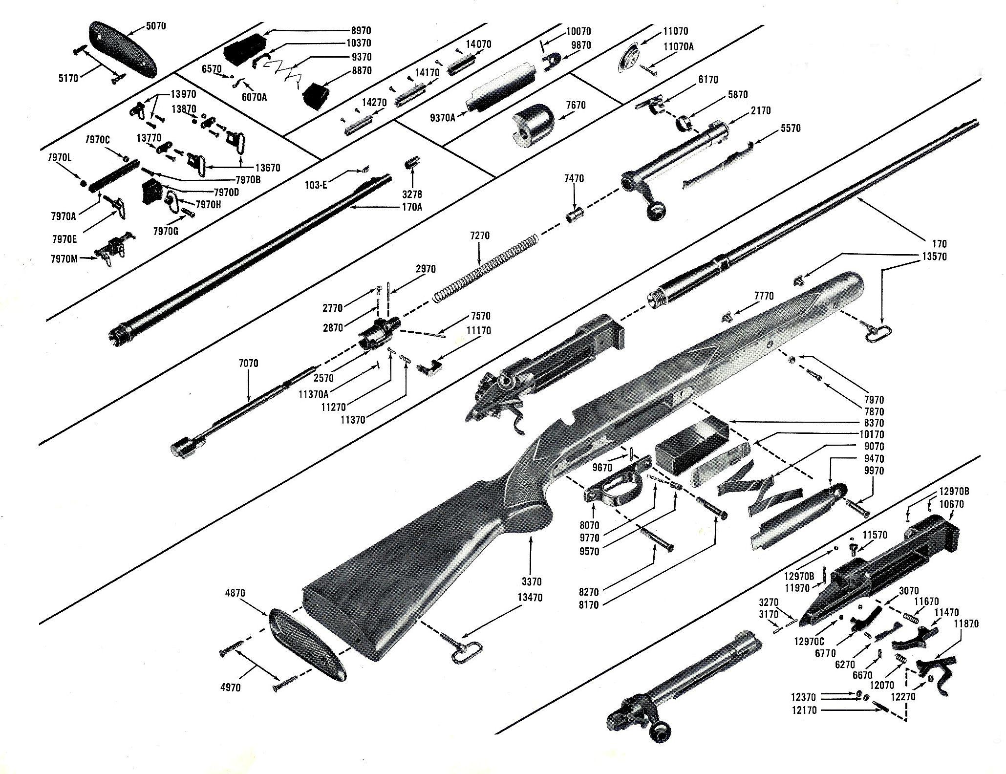 Winchester Schematic
