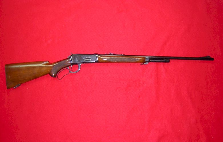 winchester model 64 history