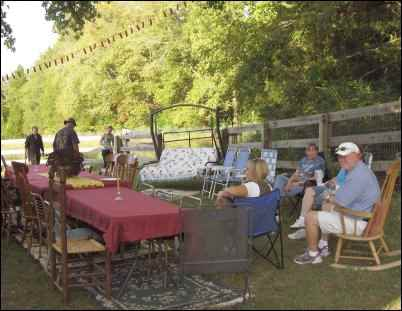 Homesteading Later in Life community