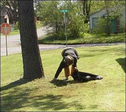 Self-employment for Homesteaders yardwork