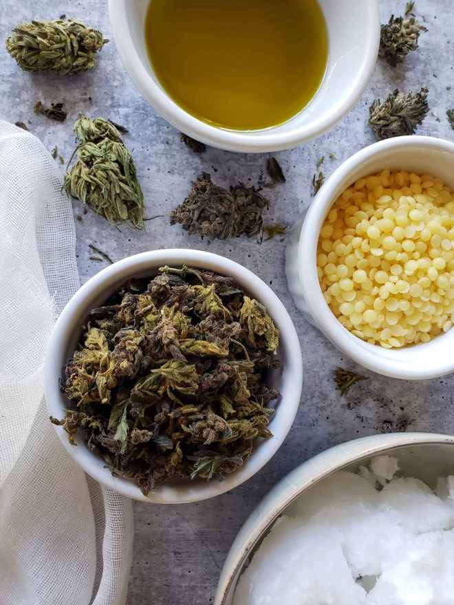 How To Make Homemade Cannabis Salve Cbd Or Thc Homestead And Chill
