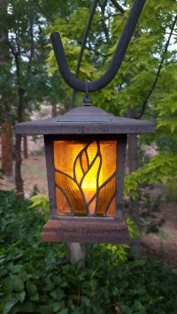Decorative Solar Yard Lights. Stainless Solar Lights For