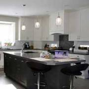 interior black and grey kitchen cabinets and white kitchen cabinets renovations red deer