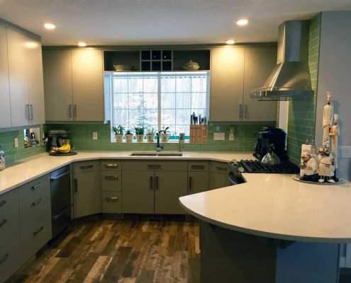 Kitchen design planner Red Deer   Homestead Custom Carpentry