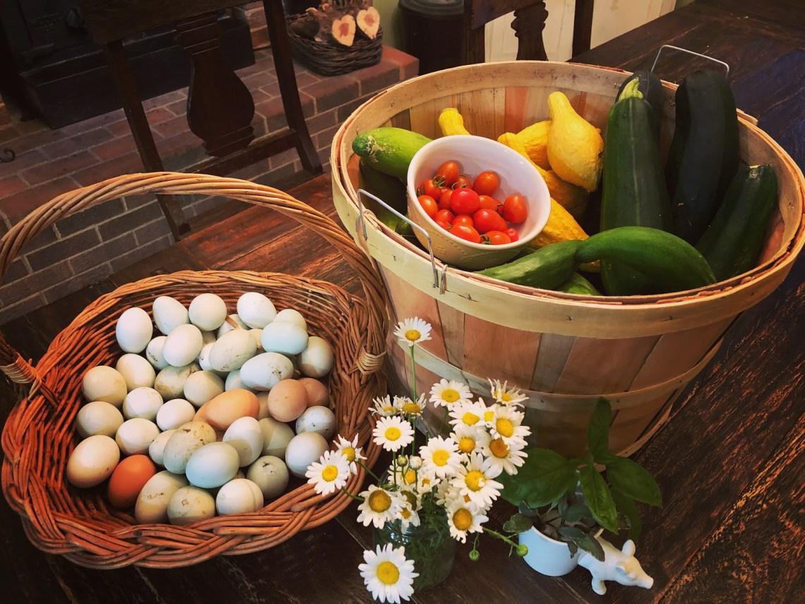 Produce for Farmer's Market