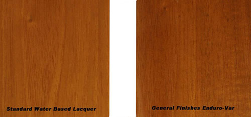 Water Based Lacquer For Wood