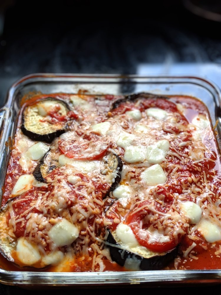 Keto Paleo Whole30 vegetarian eggplant healthy recipes