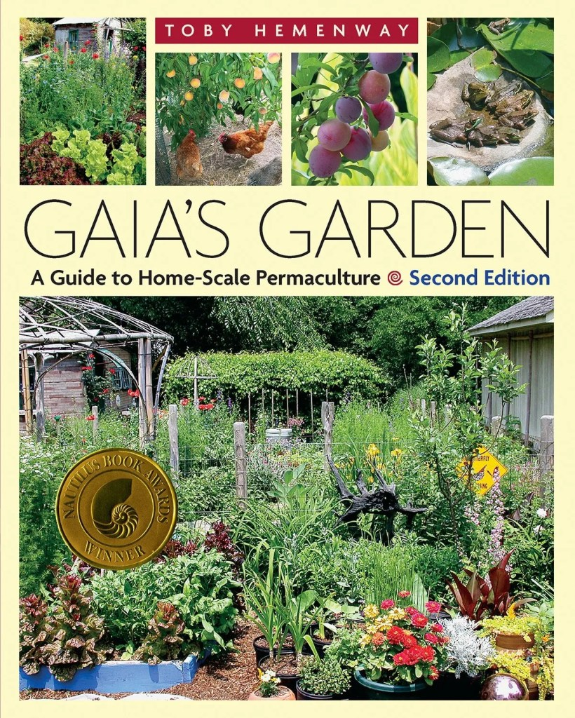 Gaia's Garden Book Cover
