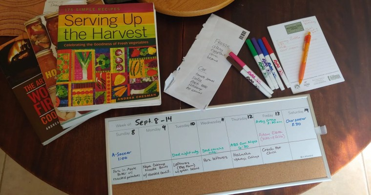 How to Stay Organized on the Modern Homestead